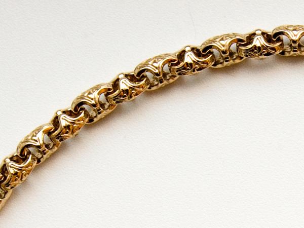 Золотые цепочки в цепь мужская из | починить